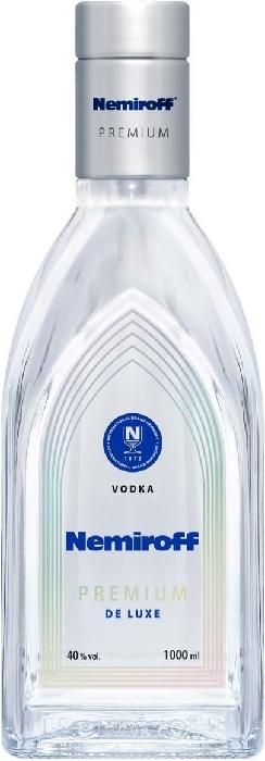 Nemiroff De LUXE 40% 1L