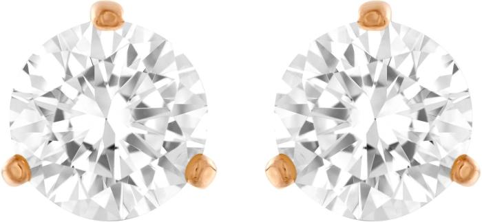 Swarovski Solitaire Pierced 5112156 Earrings