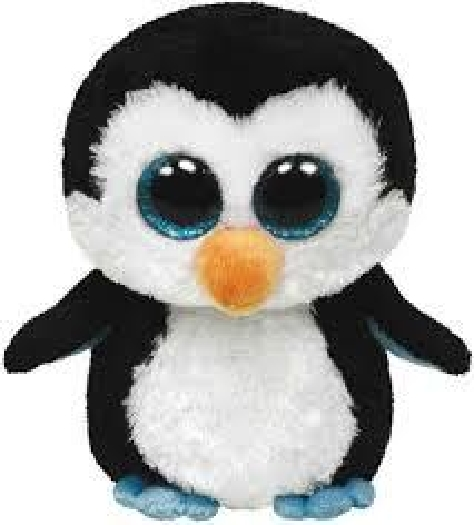 Glubschis Waddles Buddy Penguin, Large 24 cm