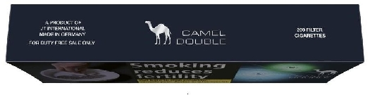 Camel Double Activate 200s