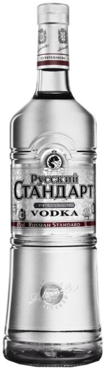 Russian Standard Vodka Platinum 1L