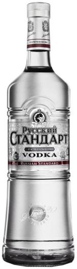Russian Standard Vodka Platinum 1L