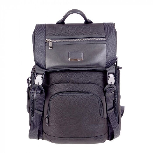 Tumi ALPHA BRAVO Backpack with laptop compartment, Black 0232651D1041