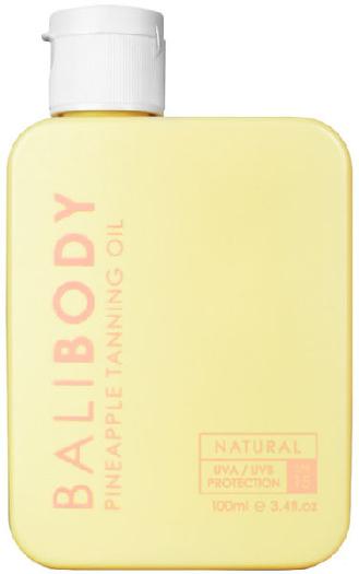 BALI BODY Pineapple Tanning Oil SPF15 100ML