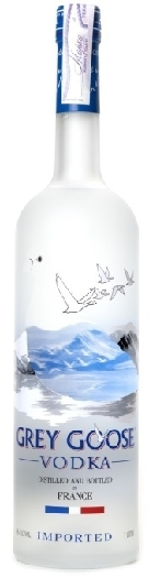 Grey Goose Vodka 40% 1L Tin 1L