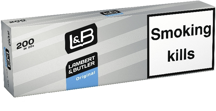 Lambert&Butler KSF