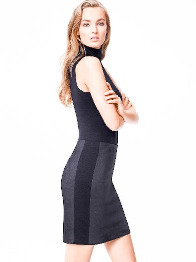 Wolford Augusta Skirt black 34
