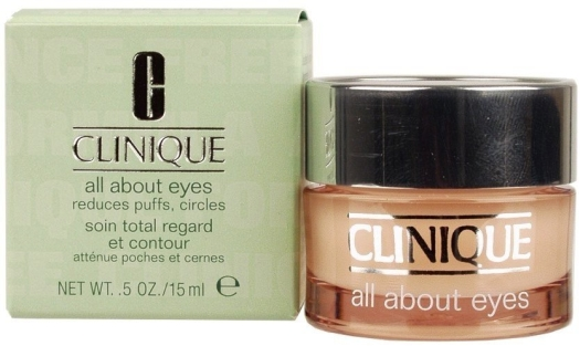 Eye Cream Clinique All About Eyes Eye Care 15ml
