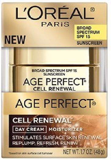 Age Perfect Cell Renewal Day Cream 50ml