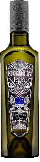 Kozatska Rada Harakterna Vodka 40% 0,5L