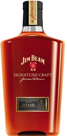 Jim Beam Signature Craft 12 YO 1L