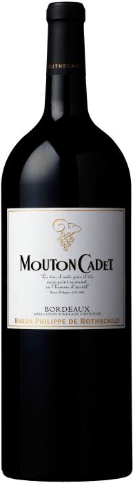 Baron Philippe de Rothschild Mouton Cadet Bordeaux AOC 0,75L