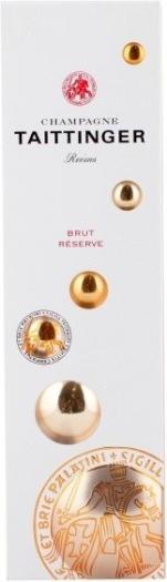 Taittinger Champagne Brut Reserve 0.75L