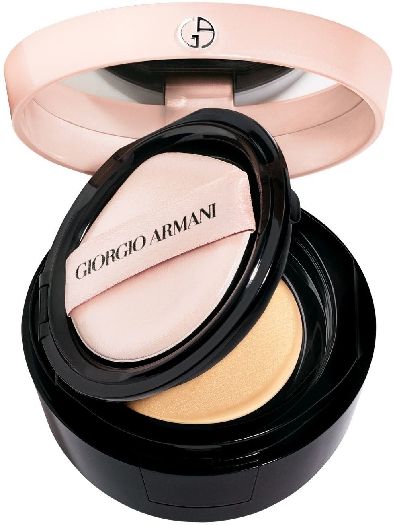 Giorgio Armani My Armani to go Tone-Up Foundation Cushion N° 3 Beige 15g