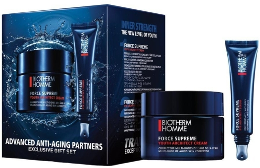 Biotherm Homme Force Supreme Set 50ml+15ml