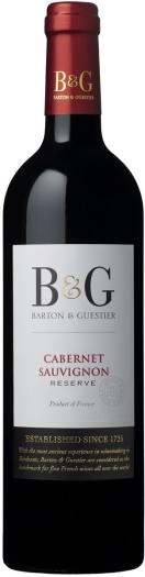 Barton&Guestier Cabernet Sauvignon 0,75L