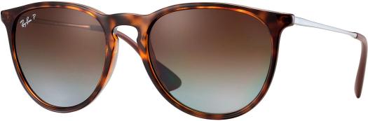 Ray-Ban Tortoise Gunmetal Sunglasses