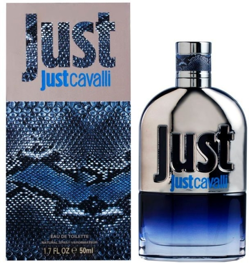 Roberto Cavalli Just Cavalli Men EdT 50ml