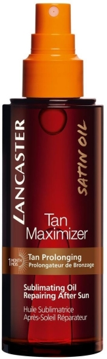 Lancaster Tan Maximizer Sublimating Oil 150ml
