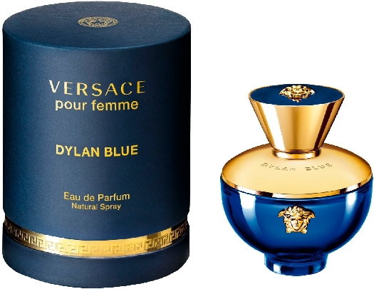 Versace Pour Femme Dylan Blue EdP