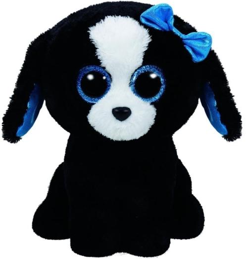 TY Beanie Boo Tracey Dog 24cm