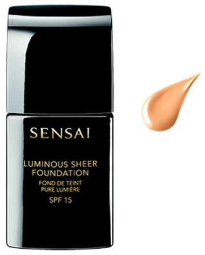 Sensai Luminous Sheer Fluid Foundation NLS203 Neutral Beige 30ml