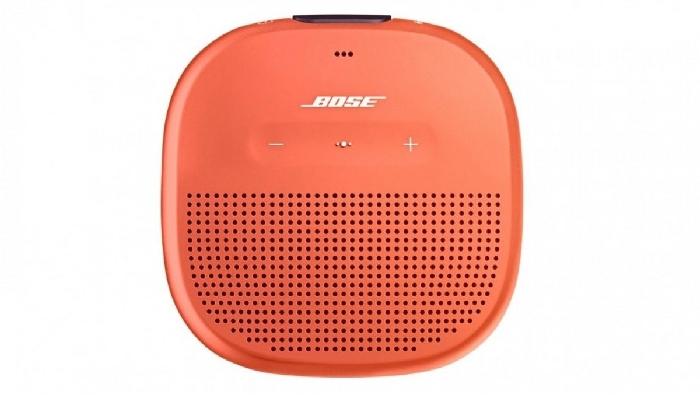 Bose SoundLink Micro Portable Bluetooth Speaker Orange 290g