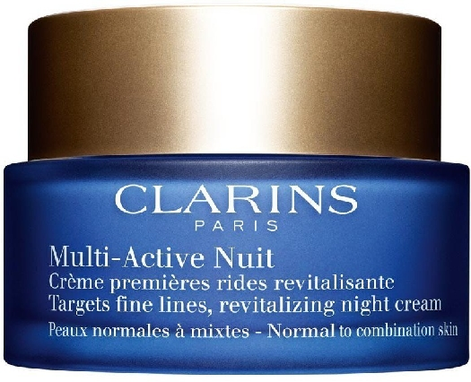 Clarins Multi Active Night Cream Light 50ml
