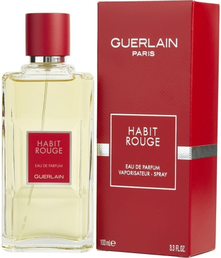 Guerlain Habit Rouge EdP 100ml
