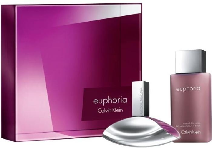 Calvin Klein Euphoria Set EdP 2x100ml