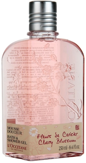 L'Occitane en Provence Cherry Blossom Shower Gel 250ml