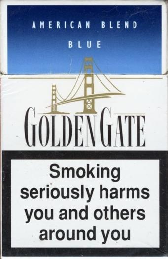 Golden Gate Blue LNHW