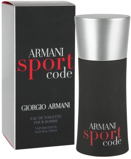 Armani Code Sport 50ml