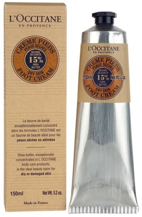 L'Occitane en Provence Karité-Shea Foot Cream 150ml