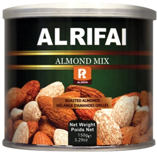 Al Rifai Almond Mix 150g