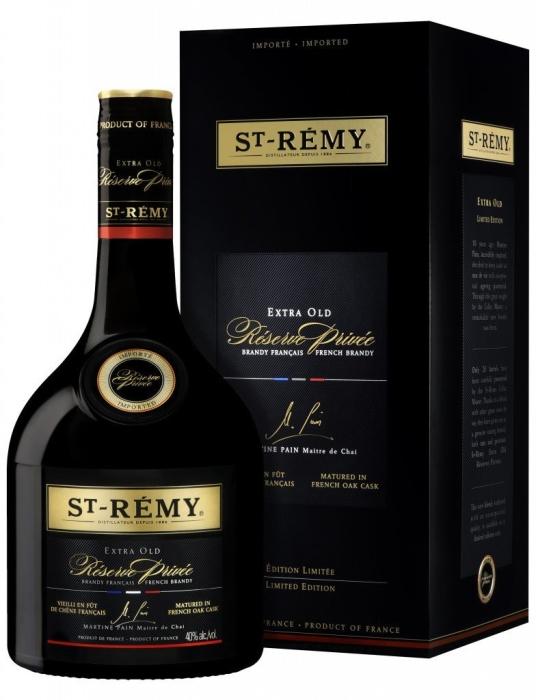 Saint-Remy Reserve Privee Brandy 1L