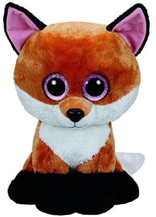 TY Beanie Boos Slick Fox 42cm