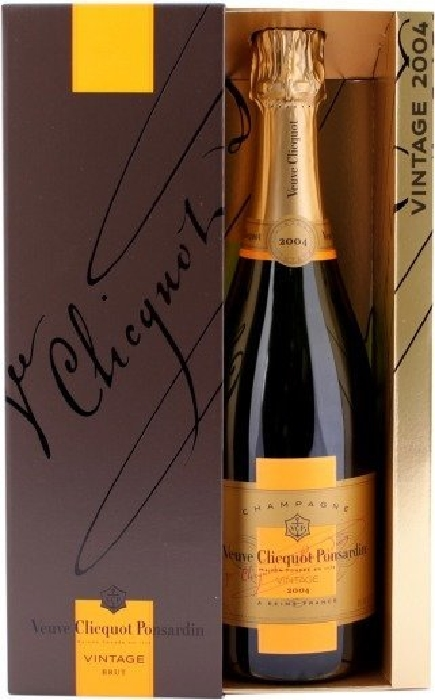 Champagne Veuve Clicquot Brut Vint Reserve 0.75L