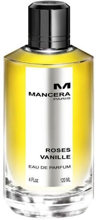 Mancera Roses Vanille 120ml