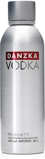 DANZKA 40% 0.5L