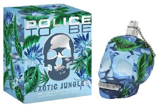 Police To Be Exotic Jungle Man EDT 75ml