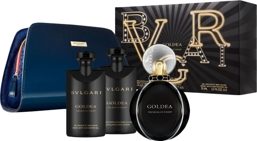 Bvlgari Goldea Set 75ml+75ml+75ml