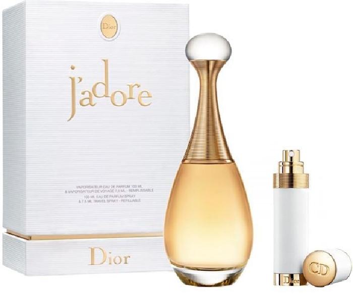 Dior J'Adore Travel Set 100ml+7,5ml
