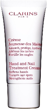 Clarins Bodycare Hand + Nail Treatment Cream 30ml
