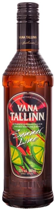 Vana Tallinn Sum Lime 35% 0.5L