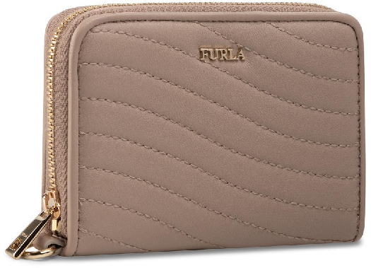 Furla Swing S Ziparound Wallet, Beige 1046770