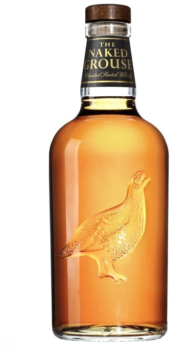 Famous Grouse The Naked Grouse Blended Scotch 40% 0.7L