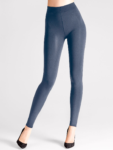 Wolford Velvet Sensation Leggings L