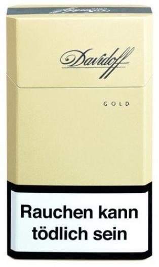 Davidoff Gold Pack