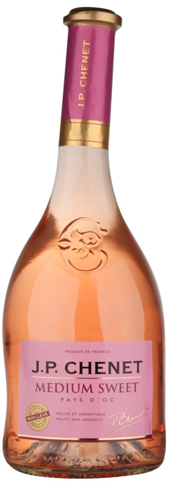 JP. Chenet Medium-Sweet Rose 0.75L